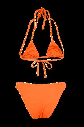Le Maillot Peirado in Orange JACQUEMUS